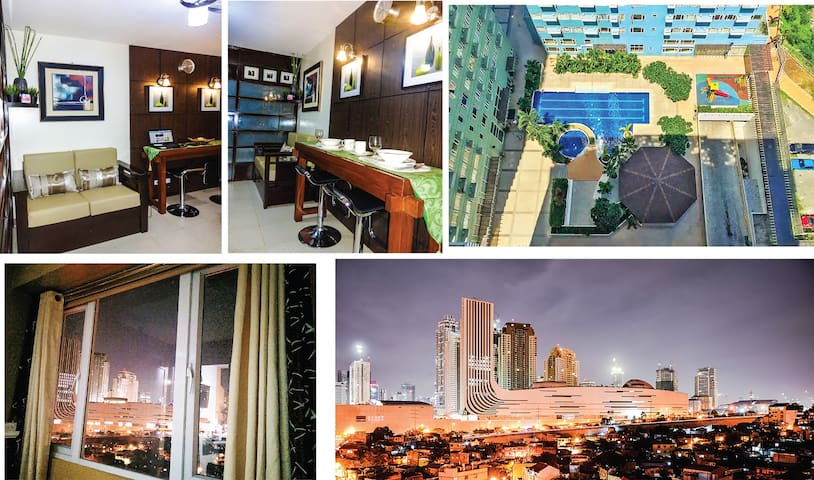PROMO for March @$26 - 1BR near VENICE GRAND CANAL - Taguig