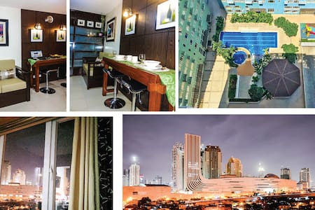 PROMO for March @$26 - 1BR near VENICE GRAND CANAL - Taguig - Kondominium