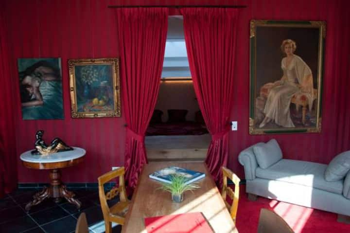 B&B Schopenhauer in the historical centre of Ghent