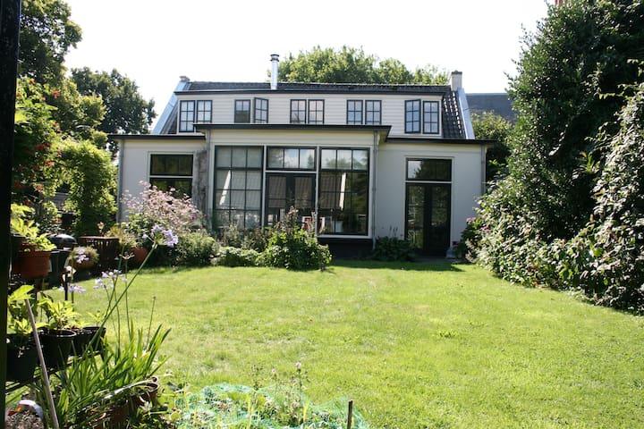 Lichte, sfeervolle kamer en suite,  Casa Myra - Loosdrecht - Wohnung