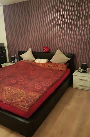 Ein gemütliches Zimmer - Pfaffenhofen an der Ilm - Apartment
