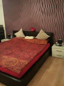 Ein gemütliches Zimmer - Apartamento
