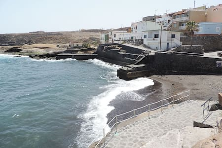 Classic Apartment close to the sea. - La Jaca, Arico  - Leilighet