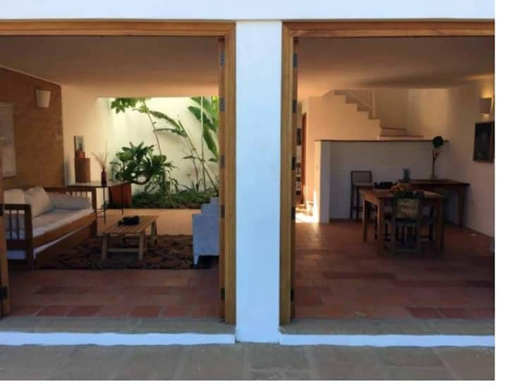 Hermosa casa Terracota Barichara