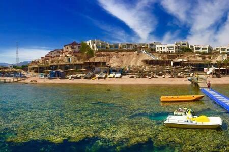 Sea view, Snorkeling , Diving Area - Sharm el sheikh - Pis