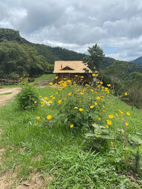 Itamonte - Terras Altas da Mantiqueira Chalé
