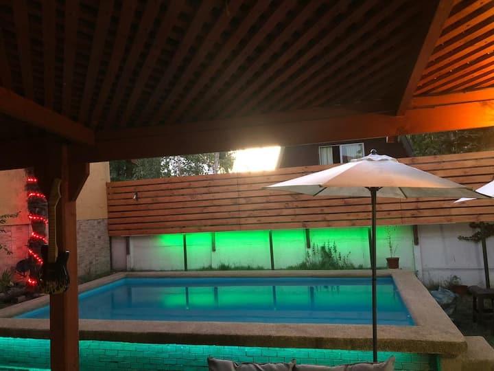 Casa Mosaico. Acogedora, Sanitizada por Lisec SpA.