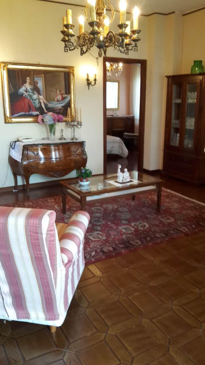 Villa Evelis, per gli amanti della montagna.