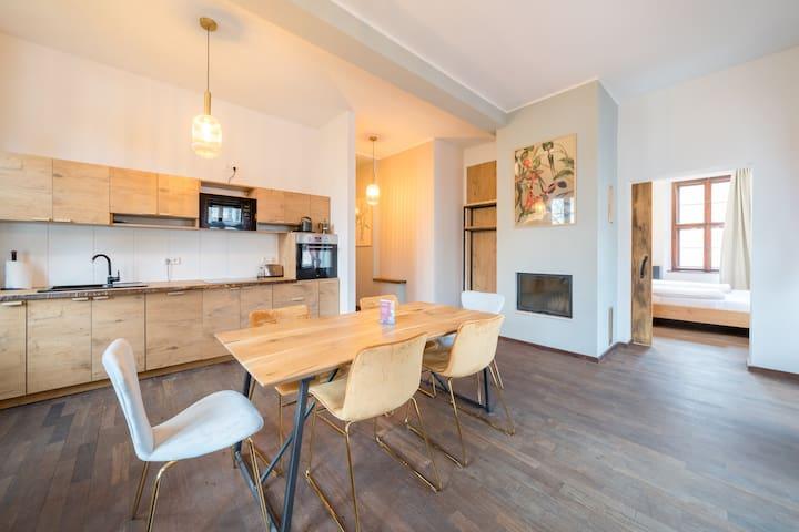 """Design Apartments - """"Am Neuen Garten, Apt. 6"""""""
