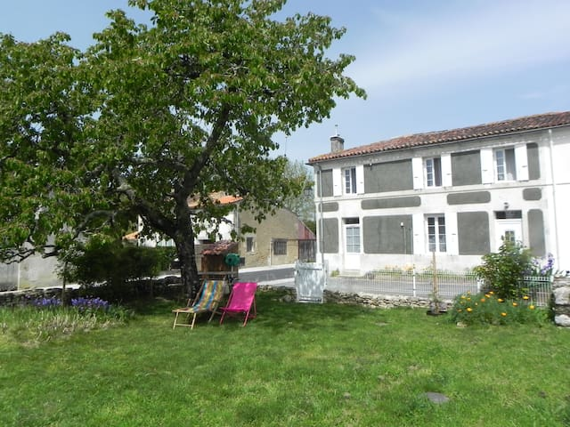 Maison familiale au coeur de Montpellier