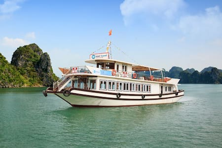 Halong 1 day trip (Deluxe tour ) - Hanoi - Boot