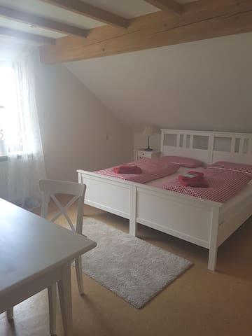Friedas Zimmer, ankommen und wohlfühlen