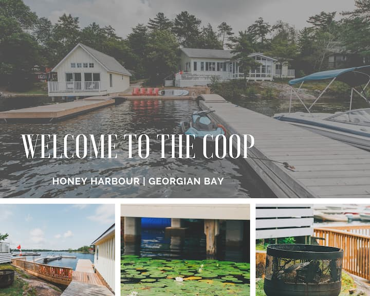 The Coop on Georgian Bay