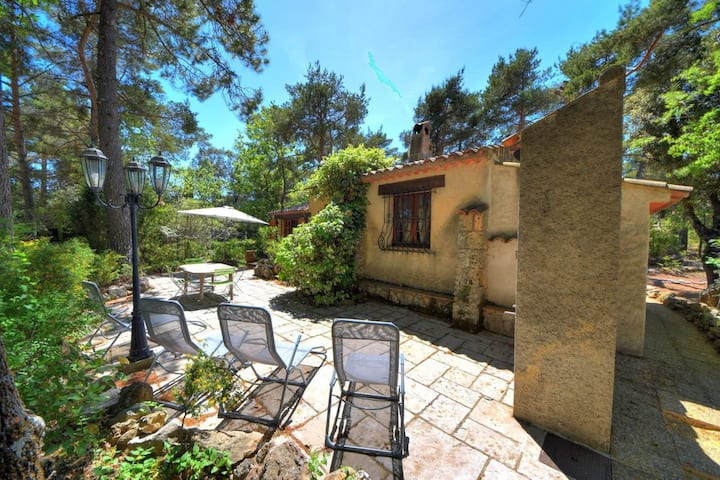 ROMARINE -  Tourtour: charming maisonette with pool and tennis