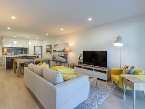 Perfect appartement met 2 slaapkamers in Norton Street