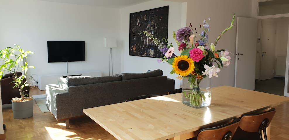 Splendid and comfy apartment in chic south Antwerp