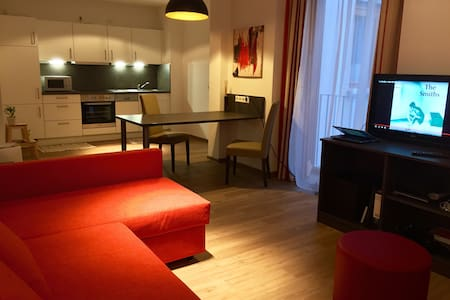 Stylish, confortable apartment in the heart of FFM - 法蘭克福 - 公寓
