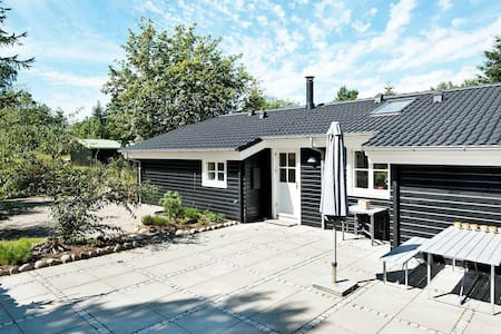 Beautiful Holiday Home in Ry with Sauna