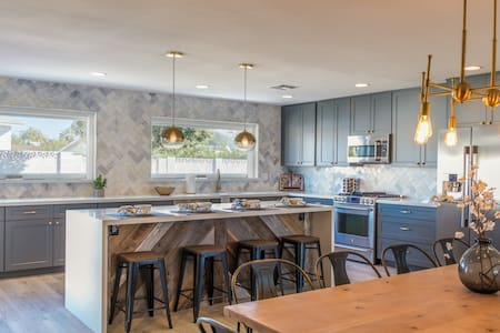 Complete Remodel close to Old Town Scottsdale - Scottsdale - Hus