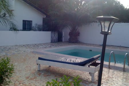 Self Catering Private Villa with Pool ( sleeps 4)