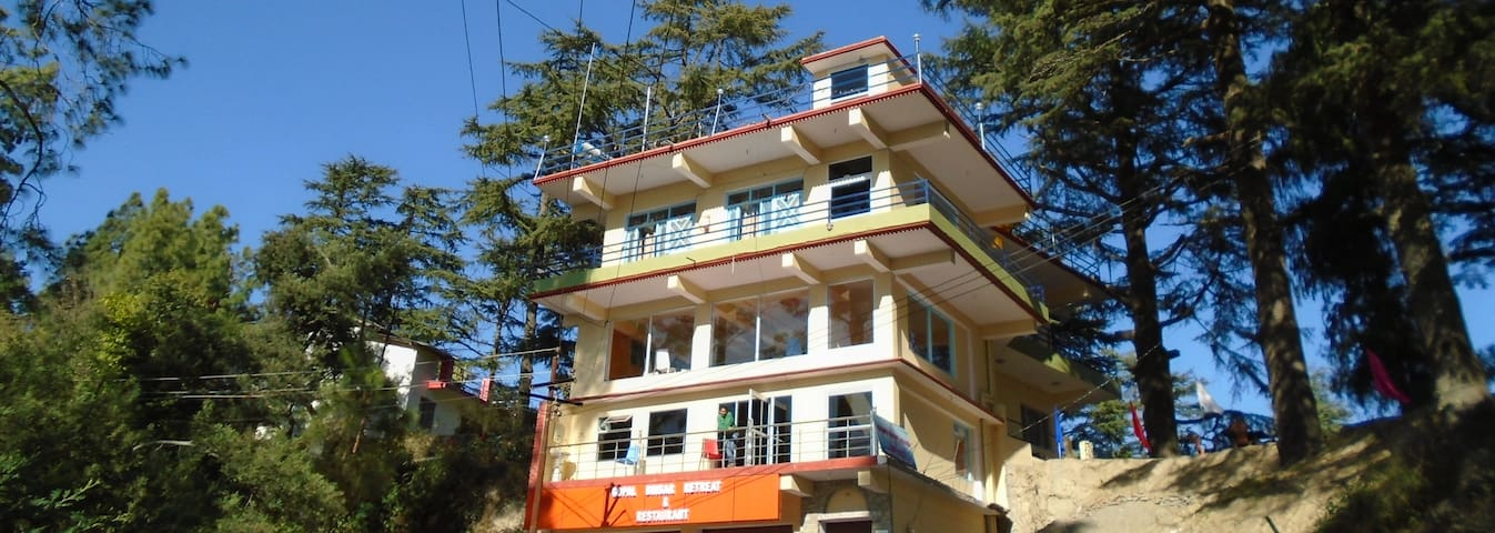 Serene Stay G binsar retreat - Almora - Bed & Breakfast