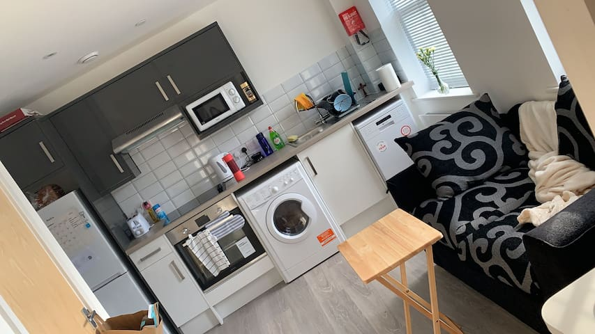 Beautiful apartment 5 min from town centre