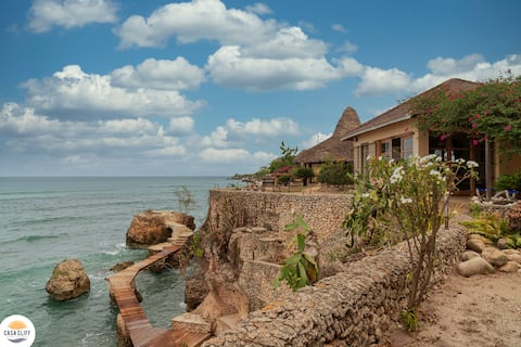 Casa Cliff, Puerto Plata. Home with a view.
