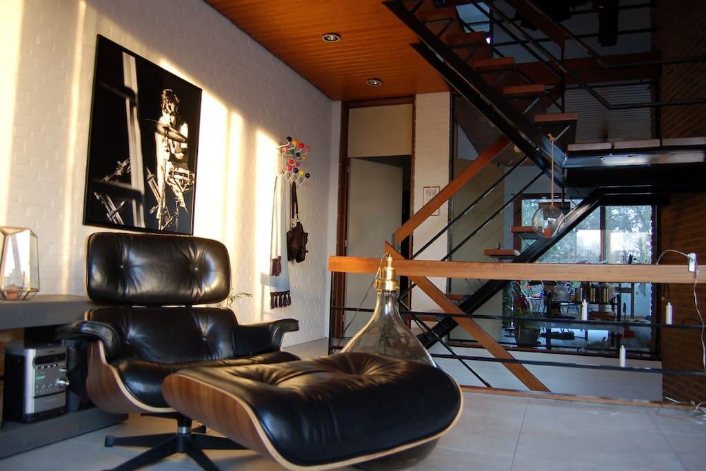 bel-etage livingroom
