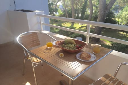 Apartment with sea and garden view - Santanyí - Appartement