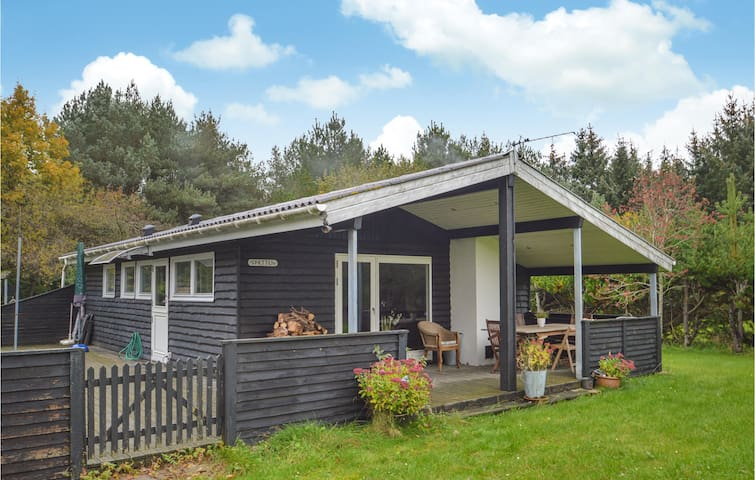 Holiday cottage with 3 bedrooms on 67m² in Brovst