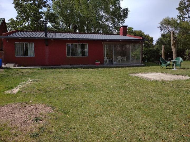 Casa cómoda y tranquila en Costa Azul Canelones