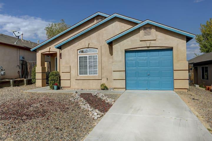 Pet-Friendly Home in Albuquerque - Albuquerque - Casa
