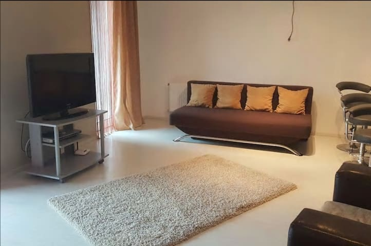 Great New Apartment, 50m From The Beach