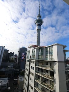 Cosy, clean bedroom best location! - Auckland - Apartment