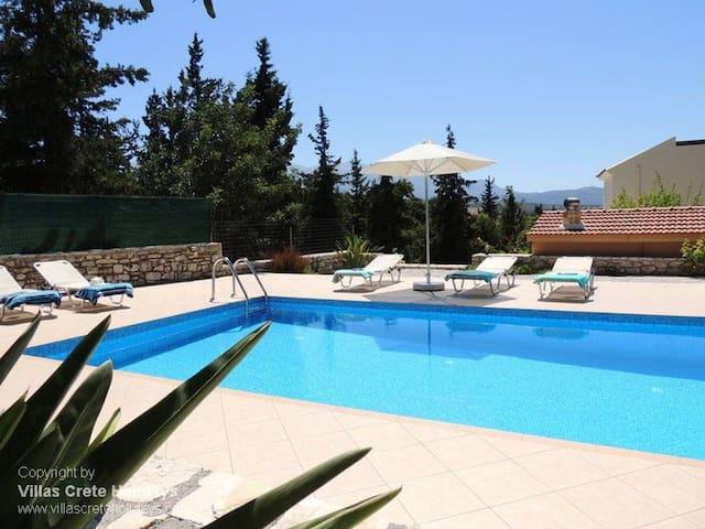 Evdemonia Villas | 2 Bedroom + 1 Studio villa