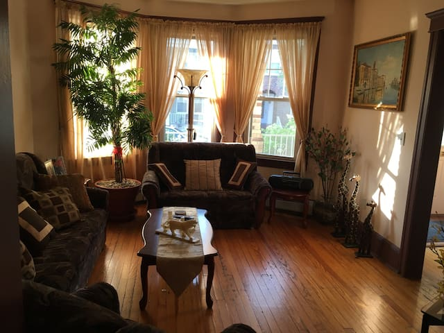 Private apartment close to New York City