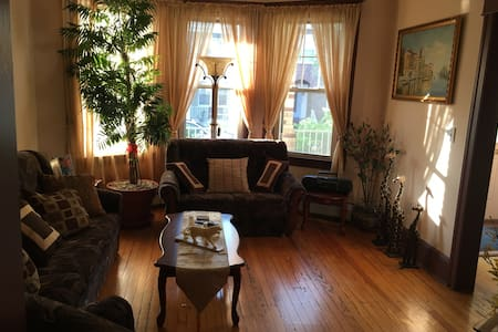 Private apartment close to New York City - North Bergen