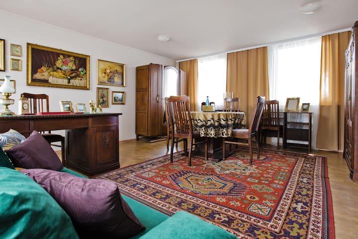Stylowa kawalerka/Stylish studio apartment Będzin