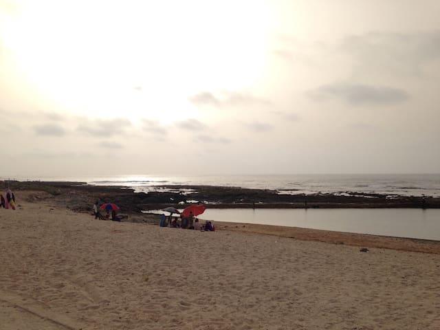 Maison en bord de plage | Résidence Al Morjane - El Mansouria - Casa