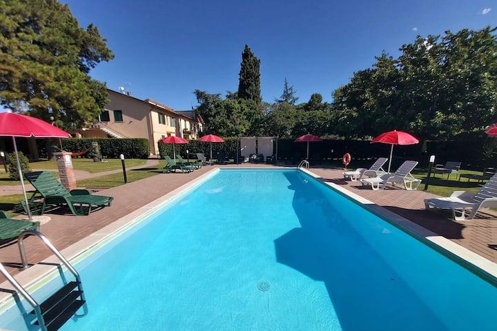 Beautiful Villa in Castiglione Del Lago with a superb view