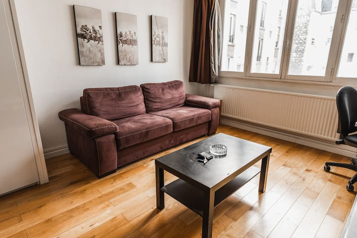 Superb studio not far from Montmartre  - Professional Cleaning