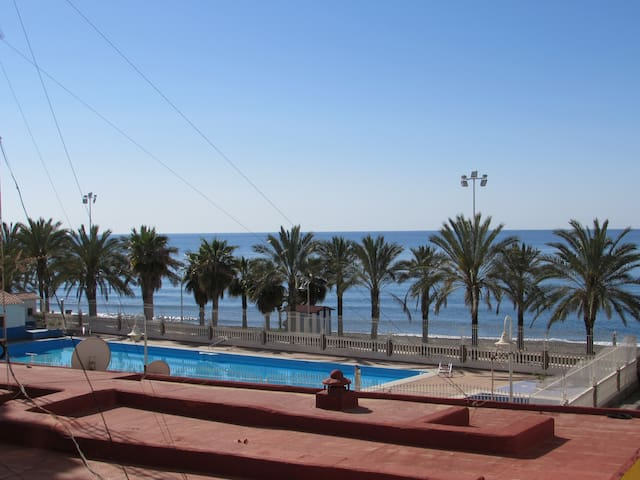 Fantastic Apartment on first line of beach - Algarrobo - Apartment