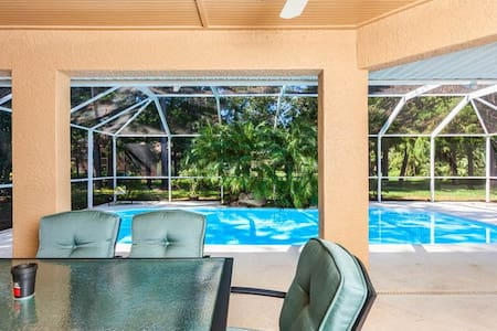 Wood Haven - Palm Coast - Dom