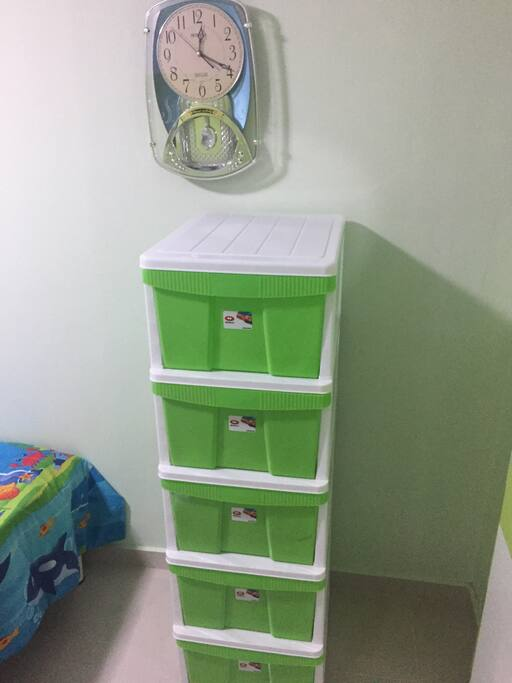 Additional Drawers