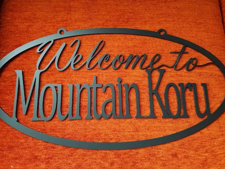 Mountain Koru