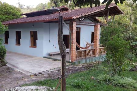 Fazendinha deliciosa próxima Inhotin - Brumadinho - Rumah