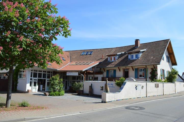 charmantes**** Winzerhaus - Vogtsburg im Kaiserstuhl - Дом