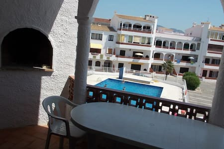 Appartement familial avec piscine - Empuriabrava