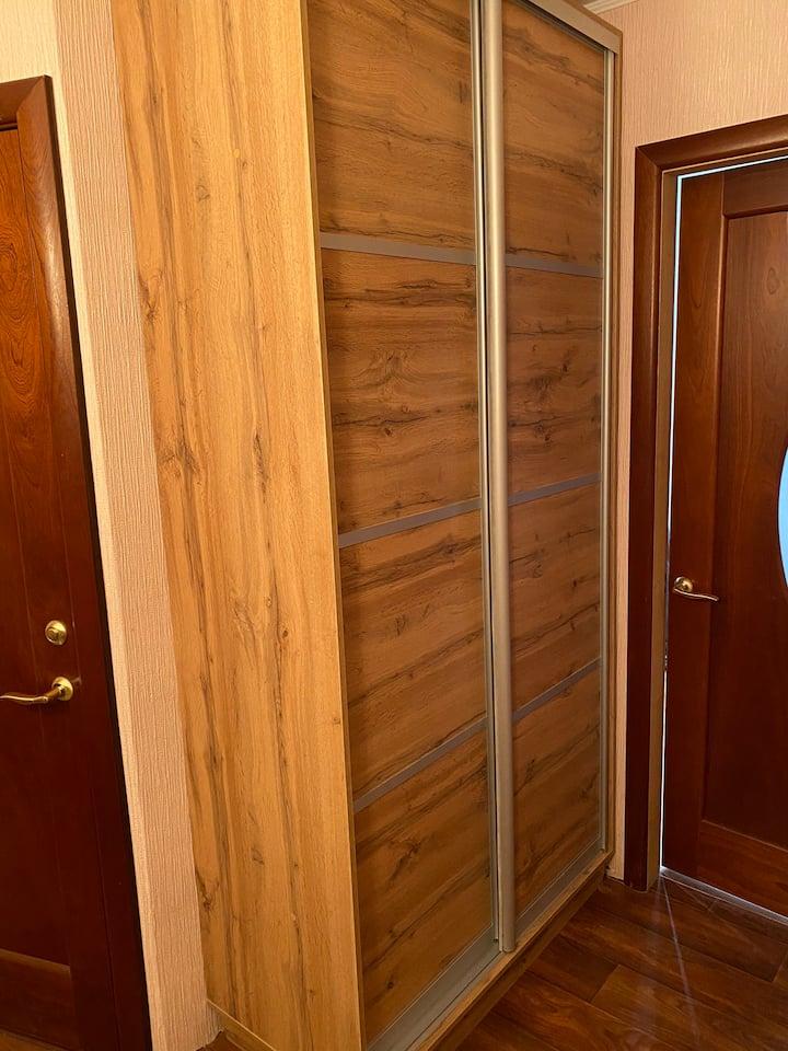 Квартира у подножия Мишенной сопки #мишеннаясопка