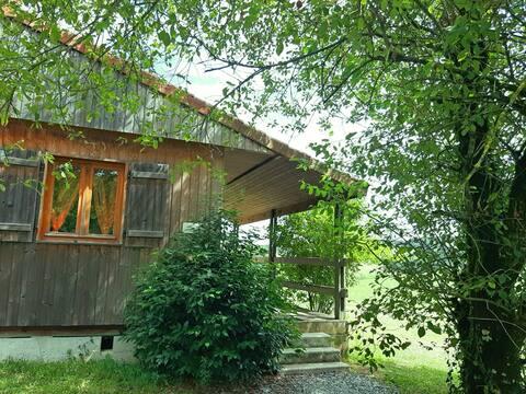 Casa de🌼 férias na Pradaria no meio da natureza, tranquilo